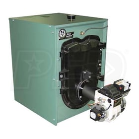 New Yorker CI-HGS-167B - 167K BTU - 87.0% AFUE - Hot Water Oil Boiler - Chimney Vent