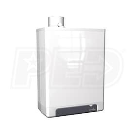 Triangle Tube CC 125S - 110K BTU - 93.5% AFUE - Hot Water Gas Boiler - Direct Vent