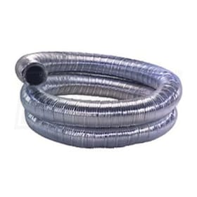 "Burnham MPO-IQ - 6"" x 20' - Flex Oil Vent Pipe"
