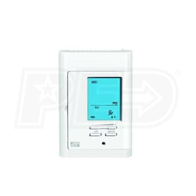 Schluter DITRA-HEAT-E-RS - Programmable - Radiant Floor Thermostat - Dual Line Voltage - 37 to 82 Degrees
