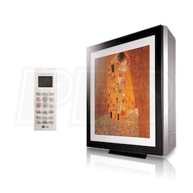LG Art Cool Gallery 9k BTU Wall Mounted Unit - For Multi-Zone