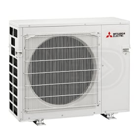 Mitsubishi - 24k BTU - M-Series Outdoor Condenser - For 2-3 Zones