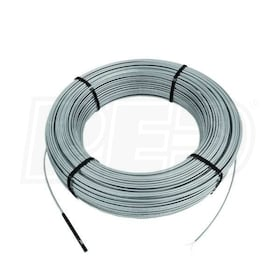 Schluter DITRA-HEAT-E-HK - 51.4 Sq. Ft. - Radiant Floor Heating Wire - 120V - 169.8 Ft. Length