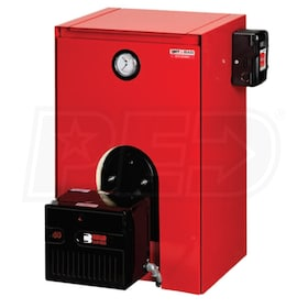 Biasi B-4 - 90K BTU - 84.0% AFUE - Hot Water Gas Boiler - Chimney Vent