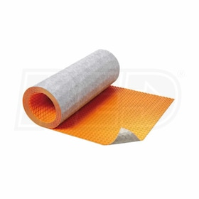"Schluter DITRA-HEAT-TB - 8 mil Thickness - 3' 3"" x 33' - Thermal Break Waterproofing Membrane"