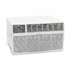 Koldfront - 12,000 BTU - Wall Air Conditioner - 3.4 kW Electric Heat - 220V