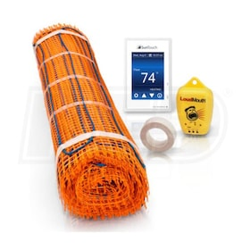 SunTouch TapeMat - 180 Sq Ft - Radiant Floor Heating Mat Kit - 240V