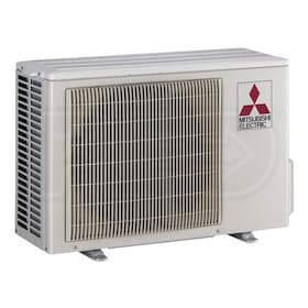 Mitsubishi M-Series - 9,000 BTU - Mini Split Outdoor Condenser - Heat Pump