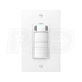 Panasonic WhisperControl - Condensation Sensor - White - Humidity Control - Countdown Timer - On/Off/Light