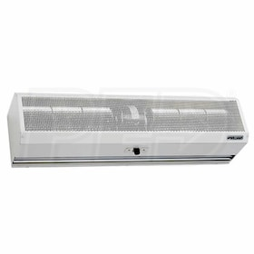 "Williams Slim Tech - 48"" Unheated Air Curtain - 115/1/60 - White - Hard Wired"