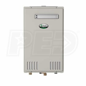 AO Smith ATO-140H - 3.8 GPM at 60° F Rise - 0.93 EF - Gas Tankless Water Heater - Outdoor