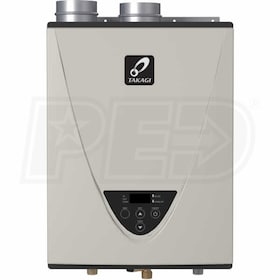Takagi T-H3 - 6.3 GPM at 60° F Rise - 0.95 EF - Propane Tankless Water Heater - Power Vent
