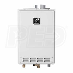 Takagi T-KJR2U - 3.9 GPM at 60° F Rise - 0.82 EF - Gas Tankless Water Heater - Direct Vent