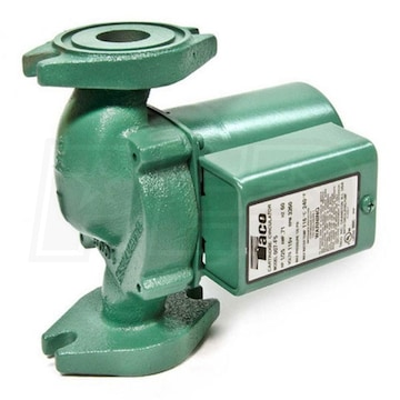 taco 007 zf5 9 007 1 25 hp zoning circulator pump cast iron taco 007 zf5 9