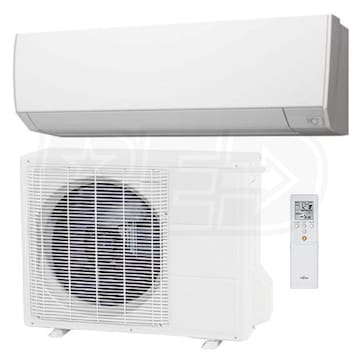 Fujitsu 24RLXFWH 24k BTU Cooling Heating RLXFWH Wall Mounted Air Conditioning System 19 5 SEER